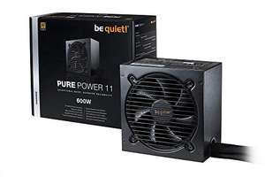 Alimentation PC Be Quiet! Pure Power 11 - 700W, 80+ Gold