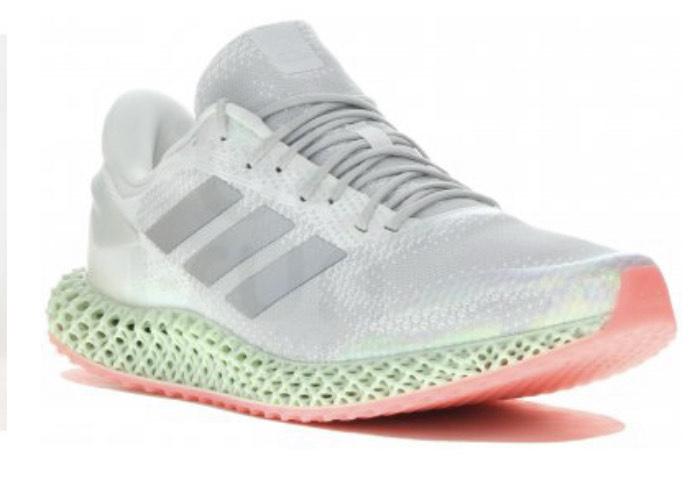 Paire de baskets adidas 4D Run 1.0 pour Homme - Tailles 41 à 47