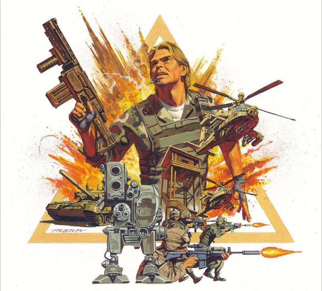 Vinyle Bande Originale de Metal Gear MSX2