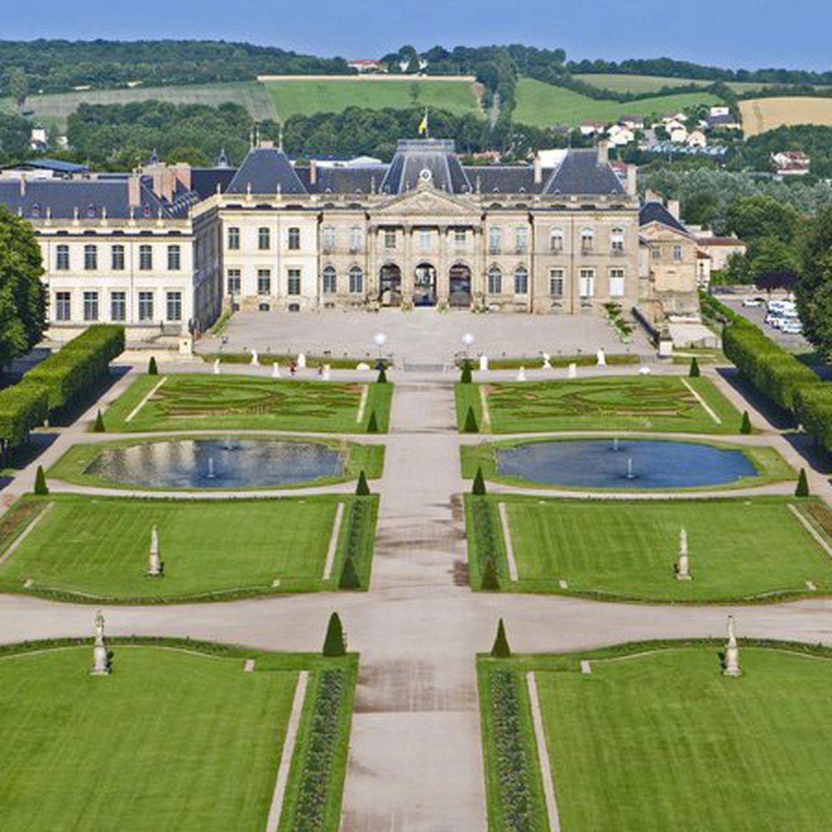 Entrée gratuite du Château de Lunéville et à son musée - Lunéville (54)