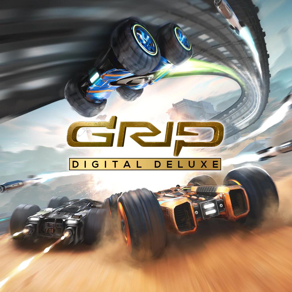 Grip - Édition Digital Deluxe sur PS4 (dématérialisé)