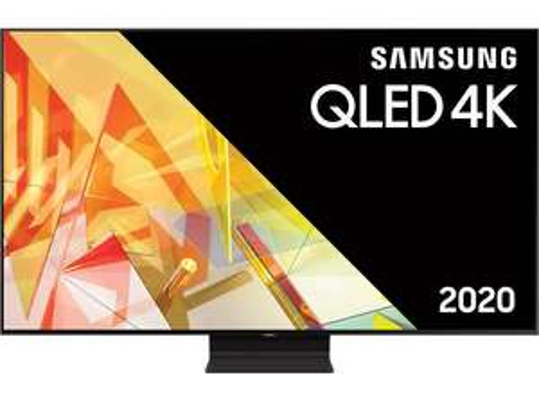 "TV 65"" Samsung QE65Q90TALXXN - 4K UHD, LED, Smart TV (frontaliers Belgique)"