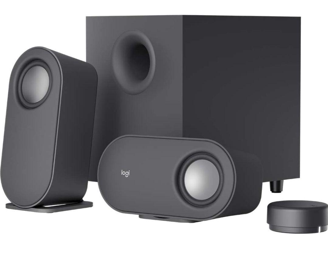 Système audio sans-fil 2.1 Logitech Z407 - 80 W, Bluetooth