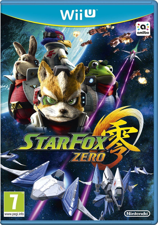 [Précommande] Star Fox Zero sur Wii U