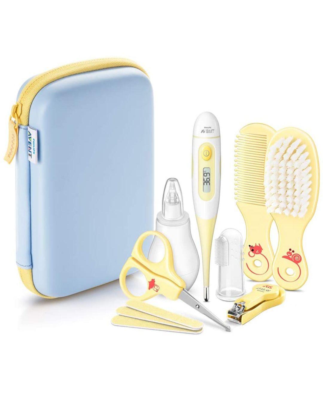 Trousse de premiers soins pour bébé Philips Avent SCH400/00 - 8 Accessoires
