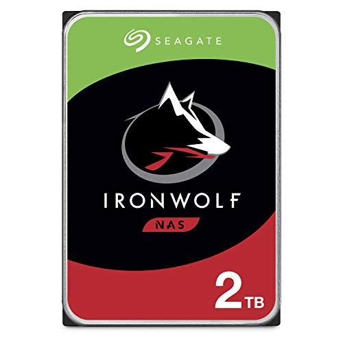 "Disque Dur Interne 3.5"" Seagate Iron Wolf NAS (ST2000VNZ04) - 2 To"