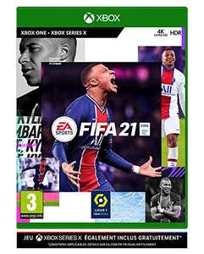 FIFA 21 sur Xbox One