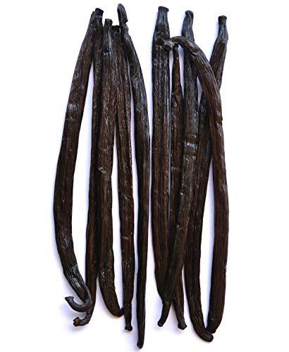 10 Gousses de vanille fraîches Native Vanilla - 14 à 20 cm (Vendeur tiers)