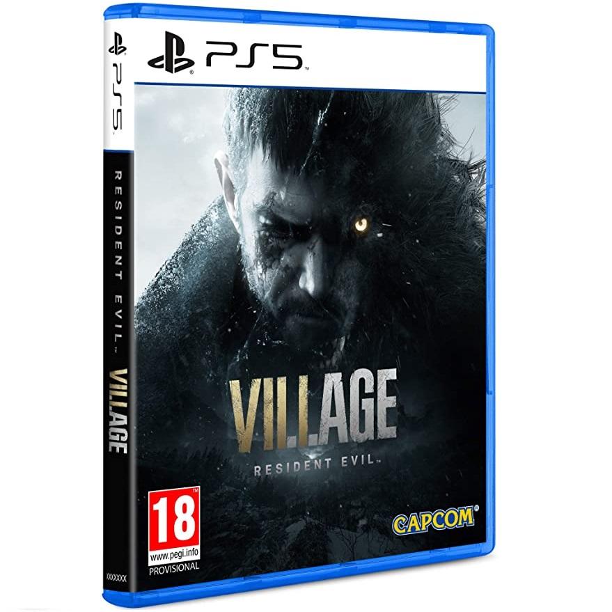 Resident Evil Village sur PS5 (42,99€ avec RAKUTEN7) + 1,50€ de Rakuten Points