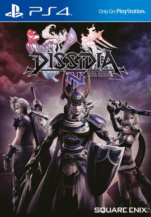 Jeu ps4 Final Fantasy Nt (import allemand)