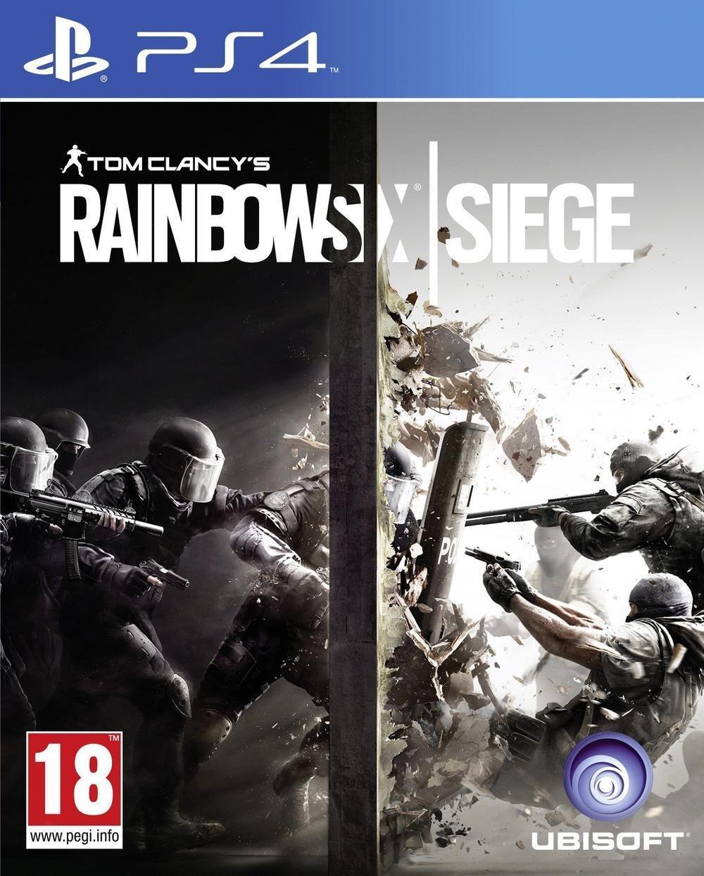 Rainbow Six Siege sur PS4 et Xbox One