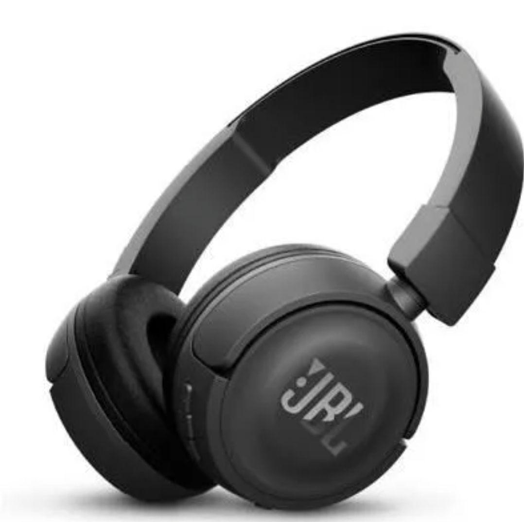 Casque audio sans fil JBL T460 BT - Bluetooth, Noir