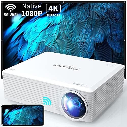 Vidéo-projecteur Wiselazer S20 - 1080p, 7500 lumens, Wi-Fi (vendeur tiers)