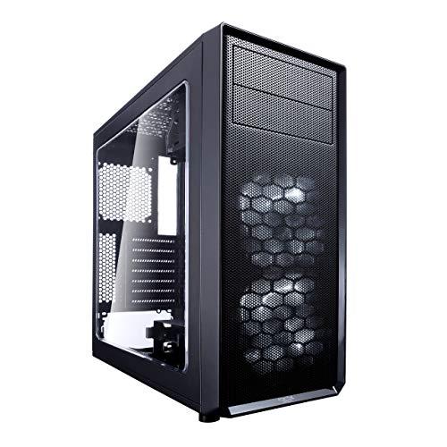 Boîtier PC Fractal Design Focus avec Fenêtre - ATX