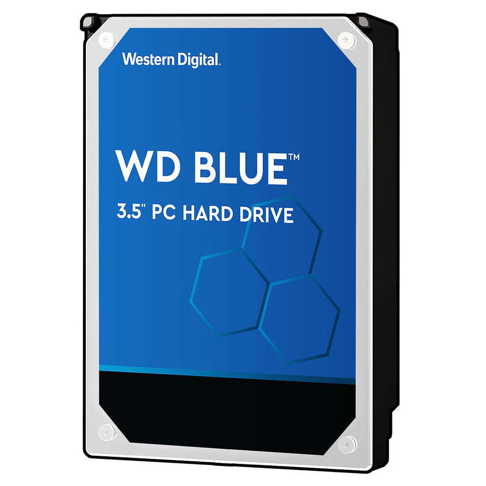 "Disque dur interne 3.5"" Western Digital WD Blue - 1 To, 7200 tr/min, CMR (WD10EZEX)"