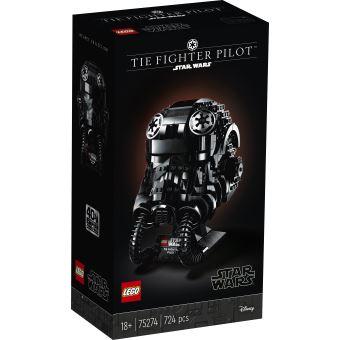 Lego Star Wars : Le casque de pilote de TIE-Fighter (75274)