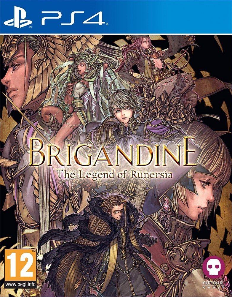 Brigandine: The Legend of Runersia sur PS4 (+ 1.05€ de Rakuten Points)