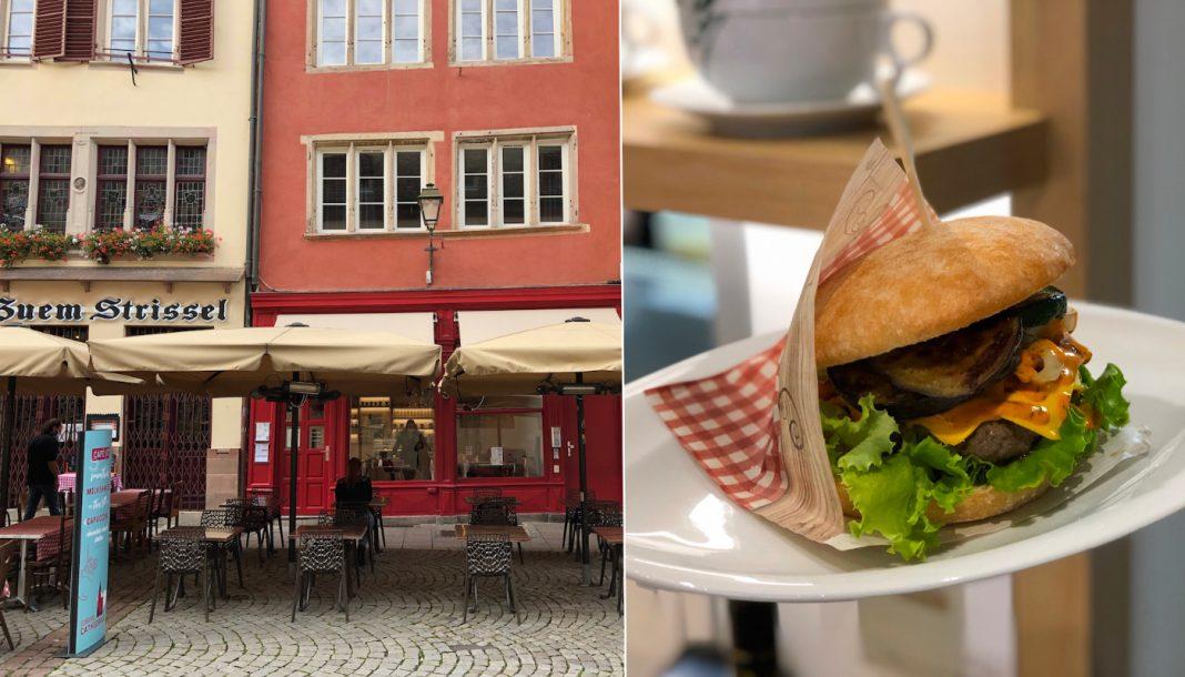 [Étudiants] Repas burger maison + frites fraiches à 1€ (les mercredis et vendredis midis) - La Table de la Cathédrale Strasbourg (67)
