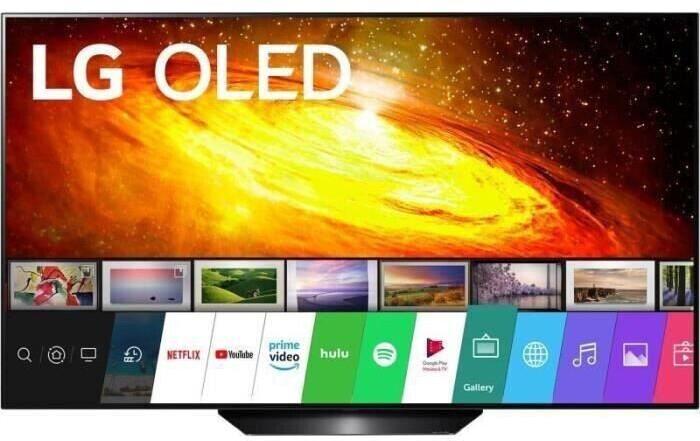 """TV 55"""" LGOLED55BX3 - 4K UHD, OLED, Smart TV"""