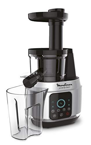 Extracteur de jus Moulinex Juice & Clean ZU420A10 - 150 W