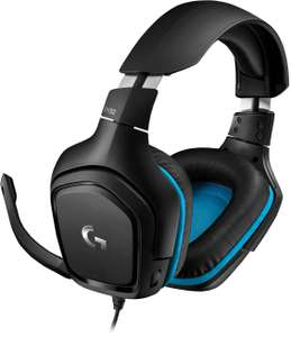 Casque audio Logitech G432 - son Surround 7.1