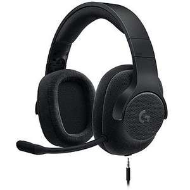 Casque Micro Logitech G433 7.1 Surround Sound Wired Gaming Headset (Noir)