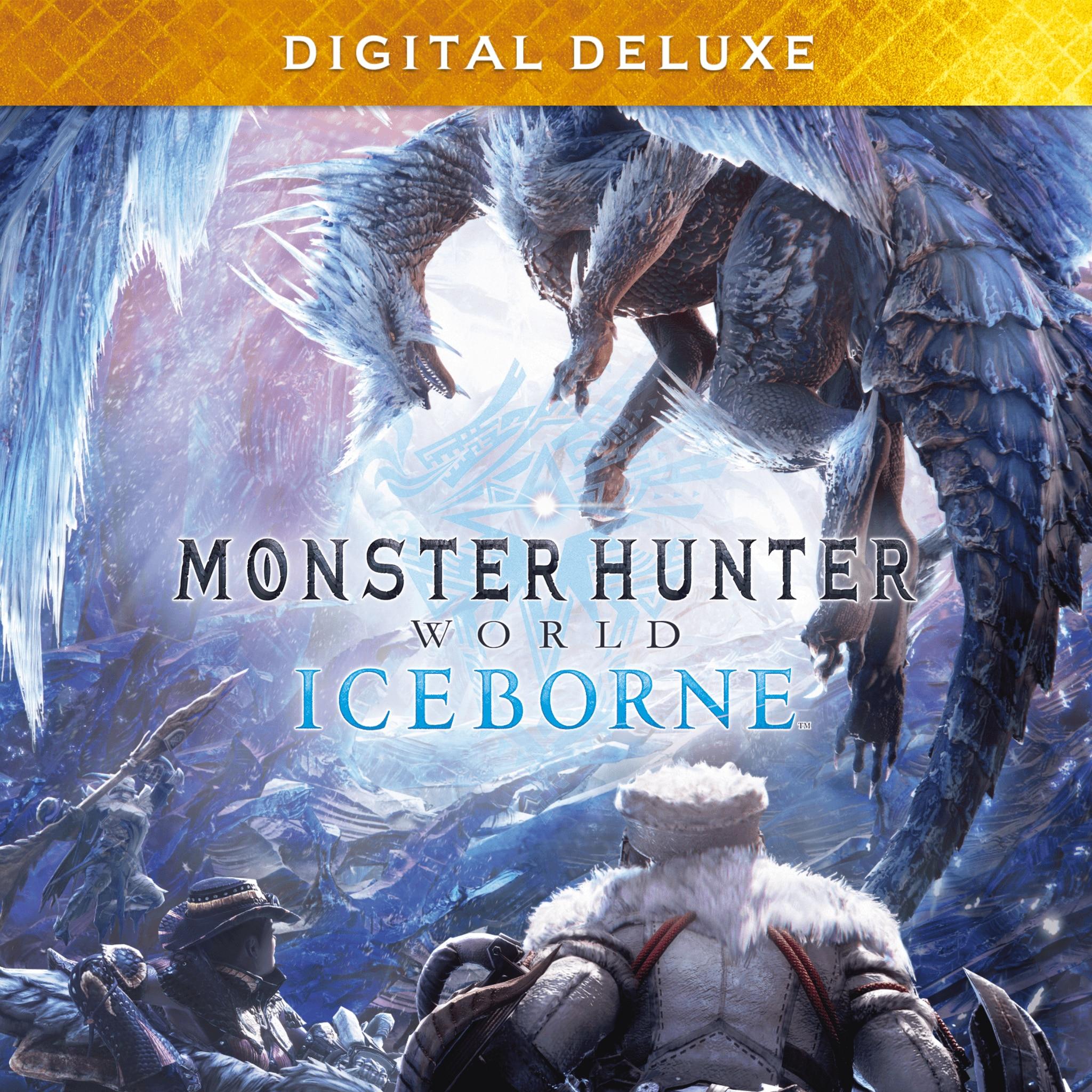 Monster Hunter World: Iceborne - Édition Master sur PC (dématérialisé)