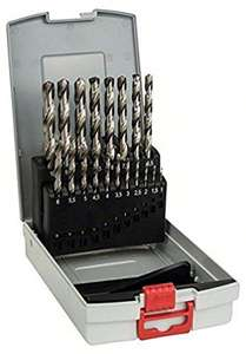 Lot de forets à métal Bosch Professional 2608587013 - 19 Pièces