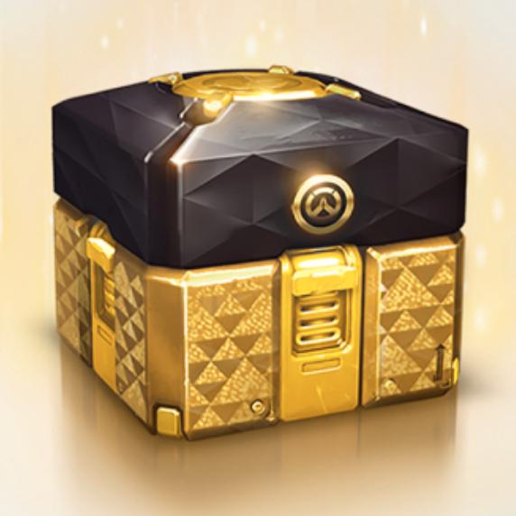 Contenu numérique : Boîte de butin d'anniversaire légendaire gratuite sur Overwatch (Dématérialisé)