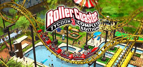 Jeu RollerCoaster Tycoon 3: Complete Edition sur PC (Dématérialisé, Steam)