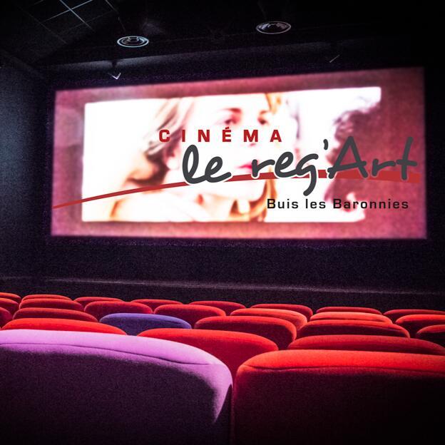 Séances de cinéma gratuites pour tous les films les 22 & 23 mai - Cinéma Le Reg'Art Buis-les-Baronnies (26)