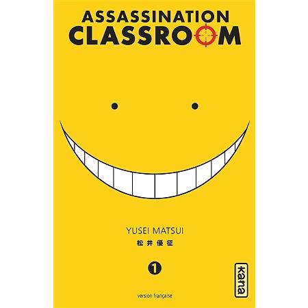 Sélection de mangas à 2.85€ - Ex : Assassination Classroom Tome 1 (Via retrait magasin)