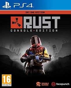 [Précommande] Rust Console Edition : Day One Edition sur PS4 (29,99€ via code RAKUTEN5)