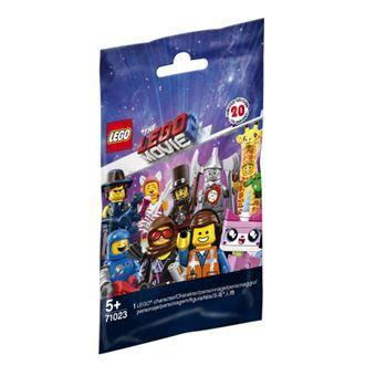 Sélection de lego en promotion - Ex: Jouet Lego minifigurine la grande aventure 2 (71023 ) - modèle aléatoire