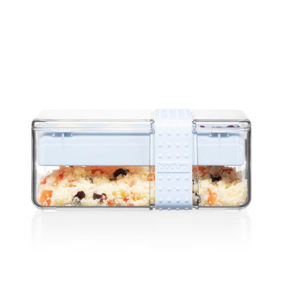 Boîte de conserrvation Bodum Bistro Lunch Box Tristan - avec set de 4 couverts