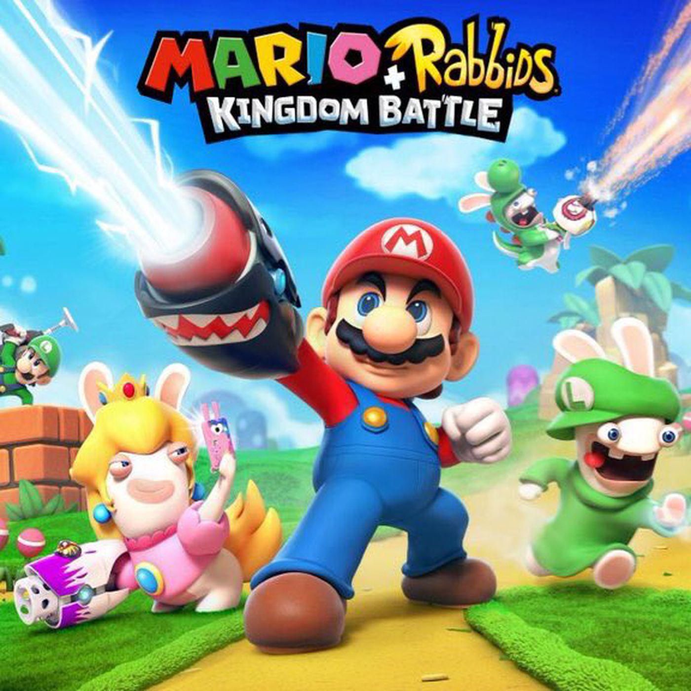 Mario + The Lapins Crétins: Kingdom Battle sur Switch (dématérialisé)