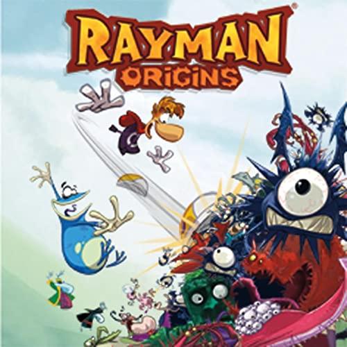 Sélection de jeux Rayman sur PC en promotion - Ex : Rayman Origins à 2,40 (dématérialisés, Ubi Connect)