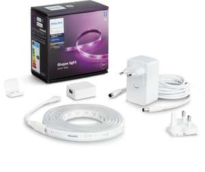 Pack Philips Hue White And Color Ambiance Bluetooth Lightstrip Plus - 2 m (frontaliers Suisse)