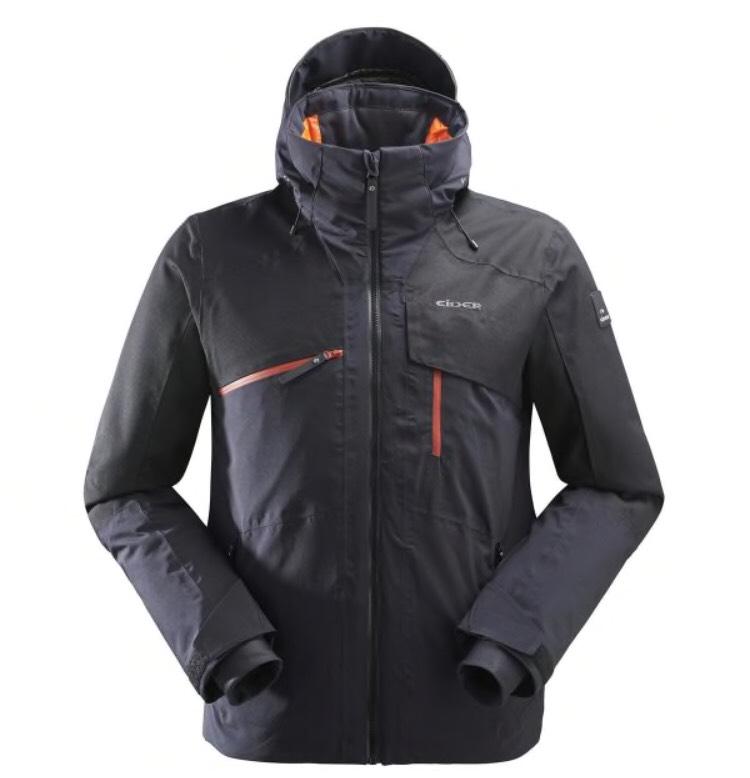 Sélection de vestes de ski en promotion - Ex : Eider Camber JKT 2.0 M Black - noir (tailles M ou L)