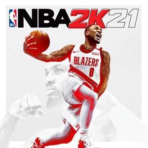 NBA 2K21 gratuit sur PC (dématérialisé)