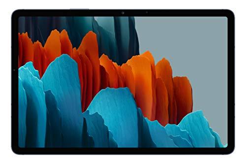 """Tablette 11"""" Samsung Galaxy Tab S7 Wifi - Snapdragon 865+, 6 Go RAM, 128 Go (+100€ en crédit sur Amazon.es)"""
