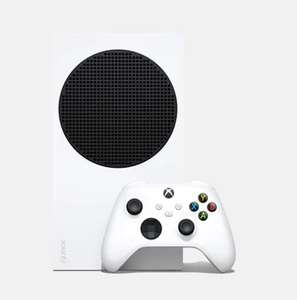 Console Microsoft Xbox Series S + Manette Supplémentaire