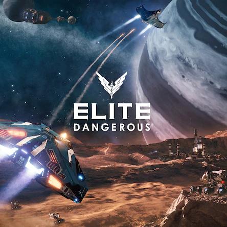 Jeu Elite dangerous sur PC (Dématérialisé, Epic Games)