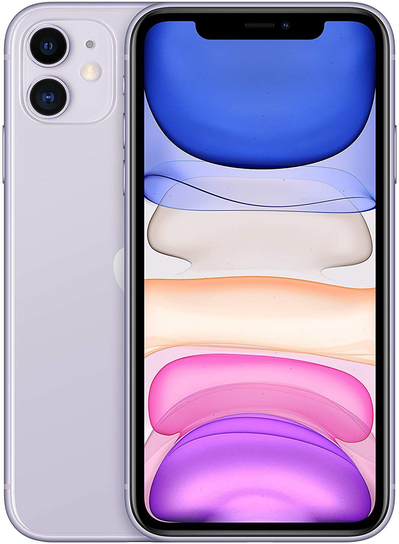 "Smartphone 6.1"" Apple iPhone 11 - 64 Go, Mauve"