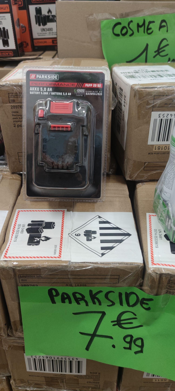 Batterie Parkside PAPP 20 B2 (20v, 5ah) - La Brocante Mareuil-lès-Meaux (77)