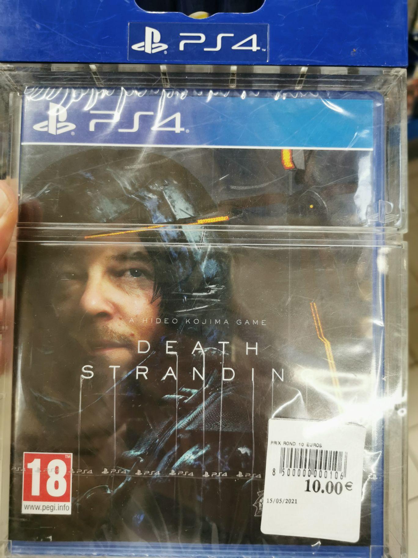 Death Stranding sur PS4 - Creil (60)