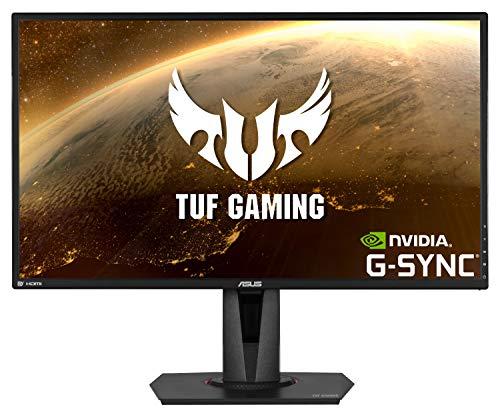 """Écran PC 27"""" Asus TUF VG27AQ - LED IPS, QHD, HDR, 155 Hz / 165 Hz OC, 1 ms"""