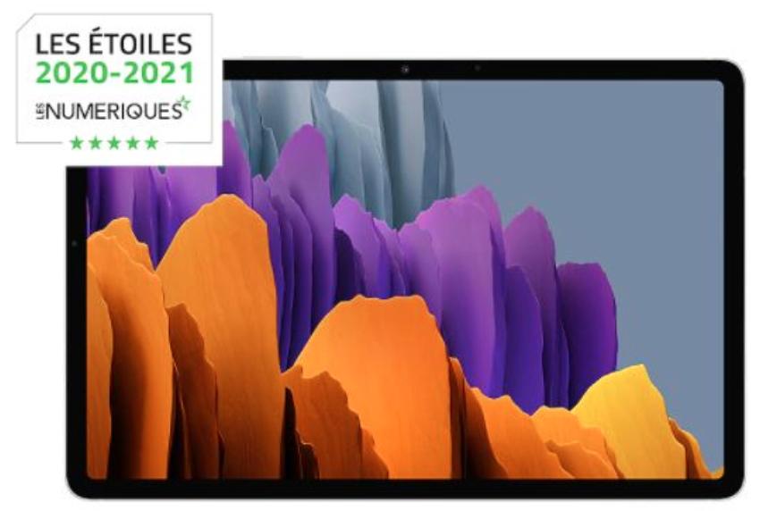 [Etudiants] Tablette Samsung Tab S7 128Go WIFI