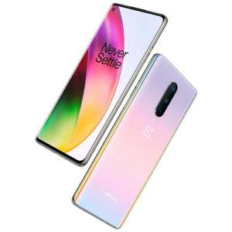 "Smartphone 6.55"" OnePlus 8 5G - full HD+ 90 Hz, SnapDragon 865, 8 Go de RAM, 128 Go (359€ avec le code AEETE20)"