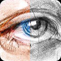 Sélection de 14 applications gratuites sur Android - Ex: Sketch Me! Pro